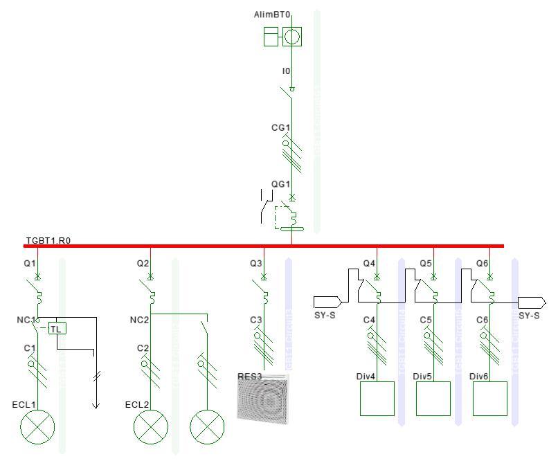 norme elec salle de bain un disjoncteur diffrentiel de 30 ma et norme elec salle de bain - Disjoncteur Salle De Bain