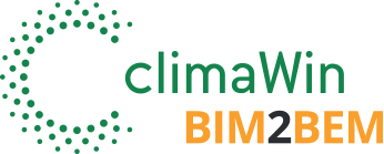 Logo ClimaWin BIM2BEM